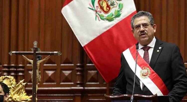 Conforma el Presidente peruano su gabinete