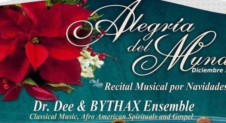 """Revive el concierto «Alegría del Mundo"""""""