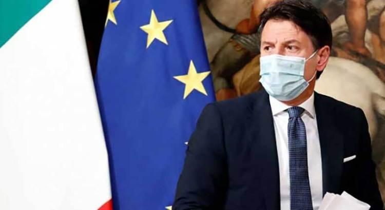 Entra Italia en confinamiento total