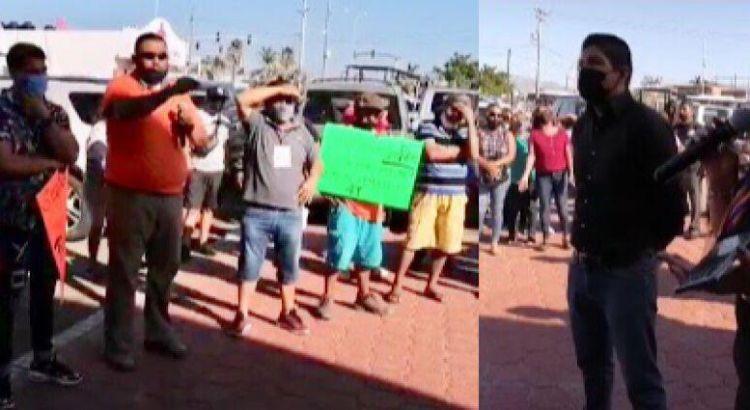 No se va a disolver el comodato en Las Palmas