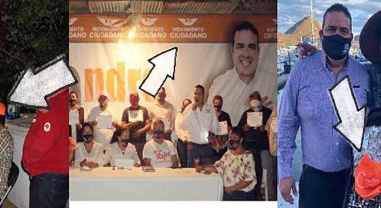 No quieren a Alejandro Rojas en el Movimiento Ciudadano