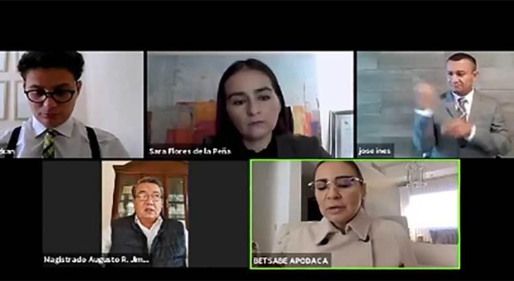 Libera el TEE de toda culpa a Armida Castro Guzmán