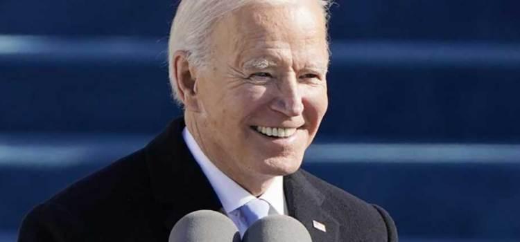 Llama Biden a la unidad