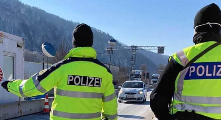 Cierra Alemania fronteras