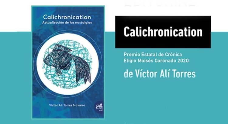 """Invitan a la presentación de """"Calichronication"""""""