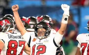 Buccaneers, campeón del Super Bowl LV