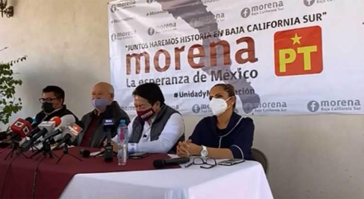 """Está la candidatura de Víctor Castro Cosío """"más firme que nunca"""""""
