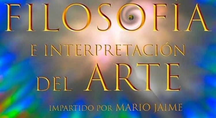 Invitan al «Curso de Filosofía e Interpretación del Arte»