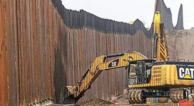 Cancelará Pentágono construcción del muro fronterizo