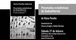 """Presentarán «Pinceladas estadísticas de Sudcalifornia"""""""
