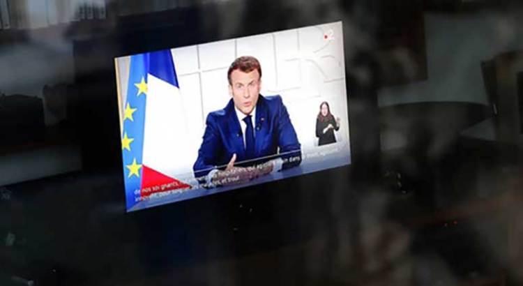 Aplica Francia nuevo confinamiento covid