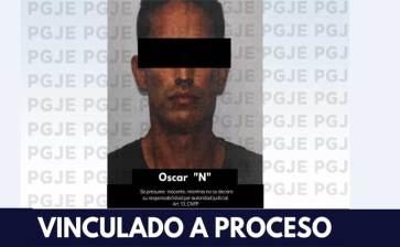 Vinculan a proceso a presunto asaltante de un Oxxo