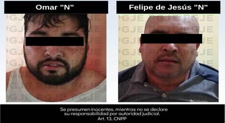 Detienen a presuntos homicidas del profesor comundeño
