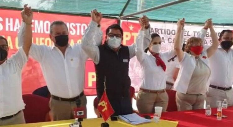 Agúndez, Montoya y Luis Armando Díaz, candidatos a diputaciones locales