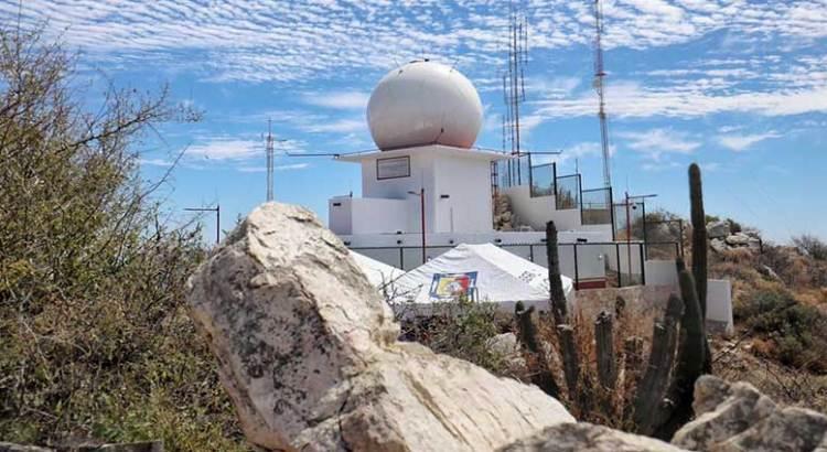 Ponen en marcha un radar meteorológico en Los Cabos