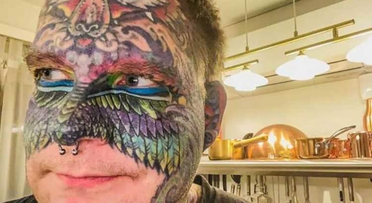 Ha gastado más de 600 mil pesos en tatuajes