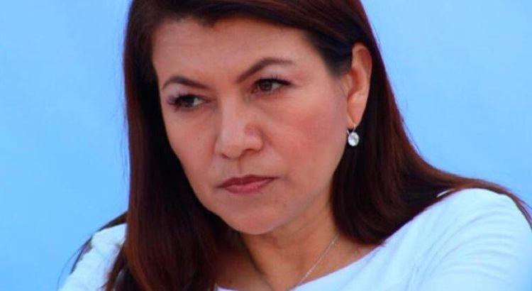 Denuncian tianguistas de Las Palmas a Guadalupe Saldaña