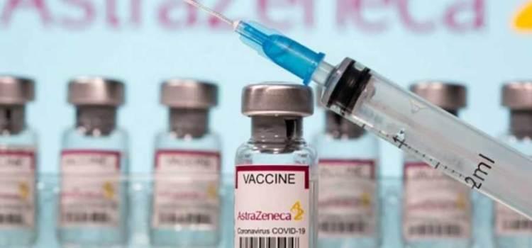 Libera Cofepris más de tres millones de vacunas AstraZeneca