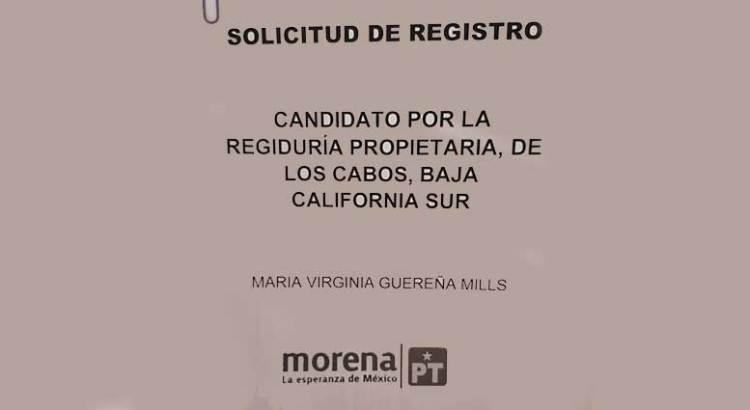 """Sigue Morena """"bajando"""" pretensos de las listas"""
