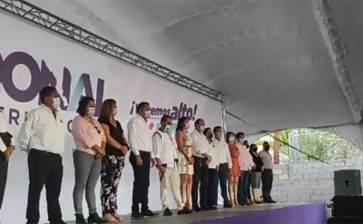 """Mete el PES """"las manos al fuego"""" por sus candidatos"""