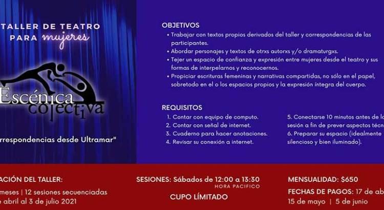 """Invitan a «Correspondencias de Ultramar"""""""