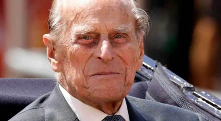 Lloran británicos al príncipe Felipe