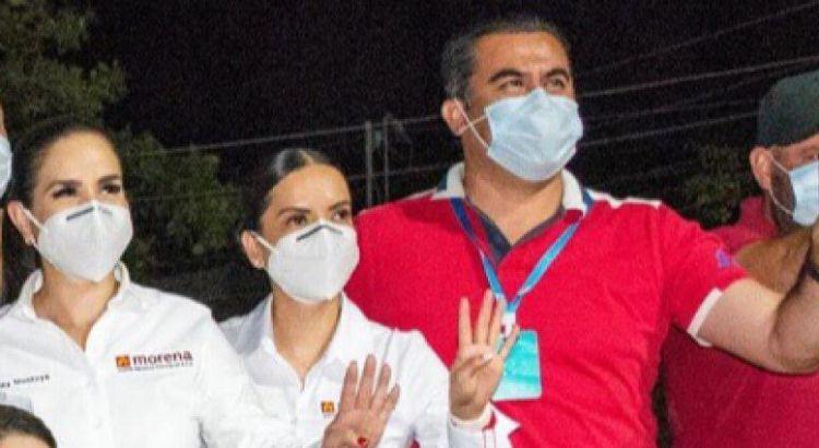 Integra Gabriela Montoya a René Núñez a su equipo