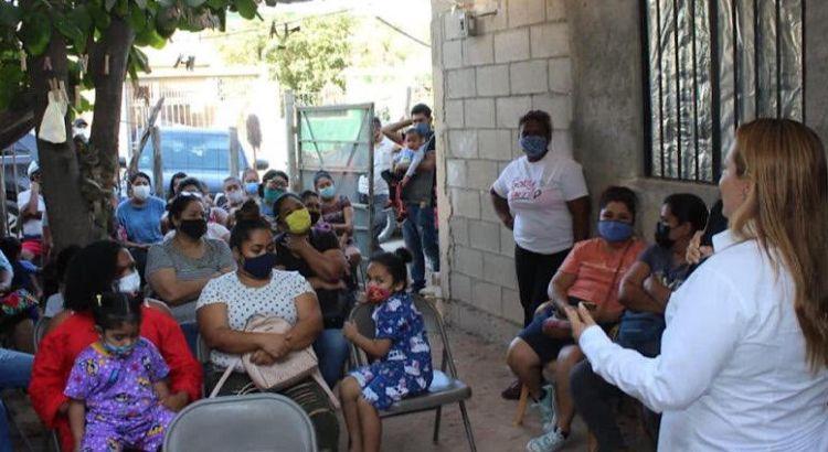 "Promete Gabriela Carrillo no ""llenar de basura su distrito"""
