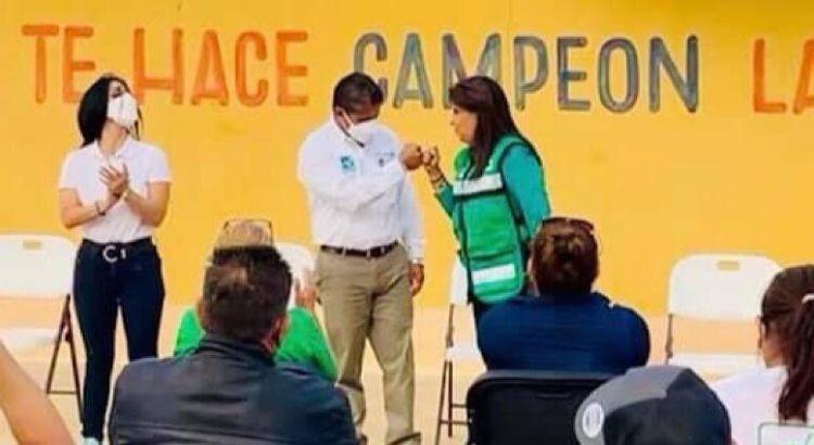 "Pide Felipe Prado el ""voto útil"" para Armida Castro"