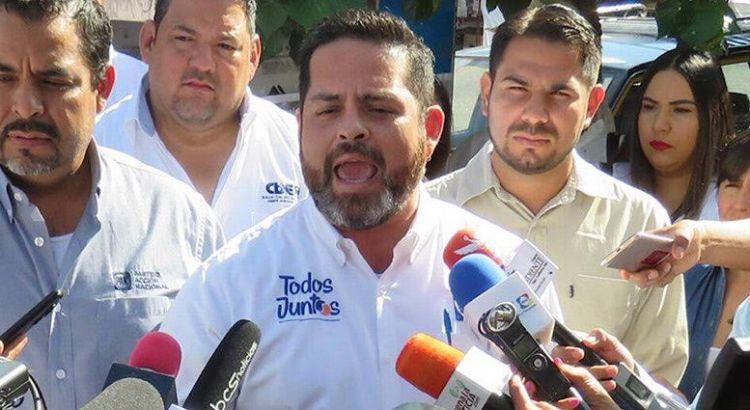 Desmiente el PAN infarto de Pancho Pelayo
