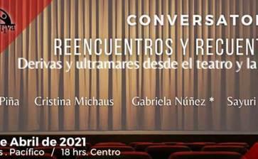 """No te pierdas el conversatorio «Reencuentros y Recuentos"""""""