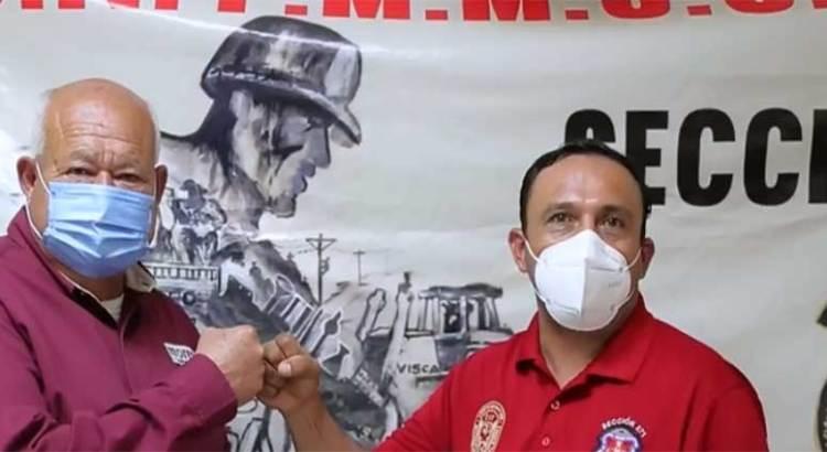 """Ofrece Víctor Castro """"todo el apoyo"""" a los trabajadores y empresa El Boleo"""