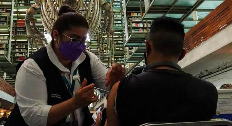 A mediados de junio, la vacunación a cuarentones
