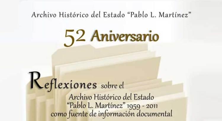 Festeja el Archivo Histórico su 52 aniversario
