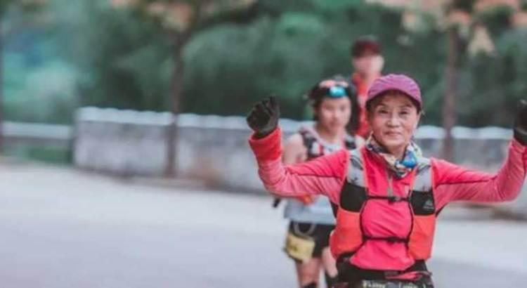 Pasa su jubilación corriendo maratones