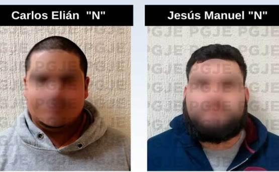 Detienen a dos ex policías municipales más en GN