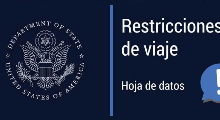 Emite Gobierno de EU alerta de viaje a México