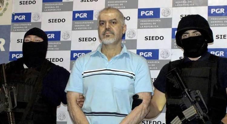 No podrá ser detenido en México Eduardo Arellano Félix