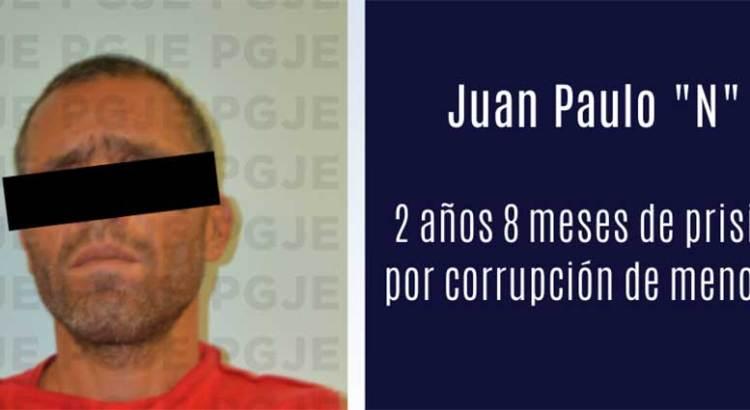 """Por  corrupción de menores sentencian al """"Lagrimita"""""""
