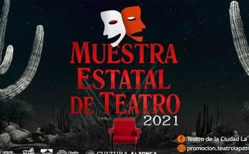Convocan a la Muestra Estatal de Teatro 2021