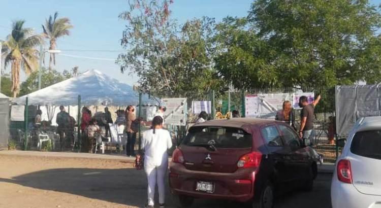 En La Paz, terminó en saldo blanco la jornada electoral
