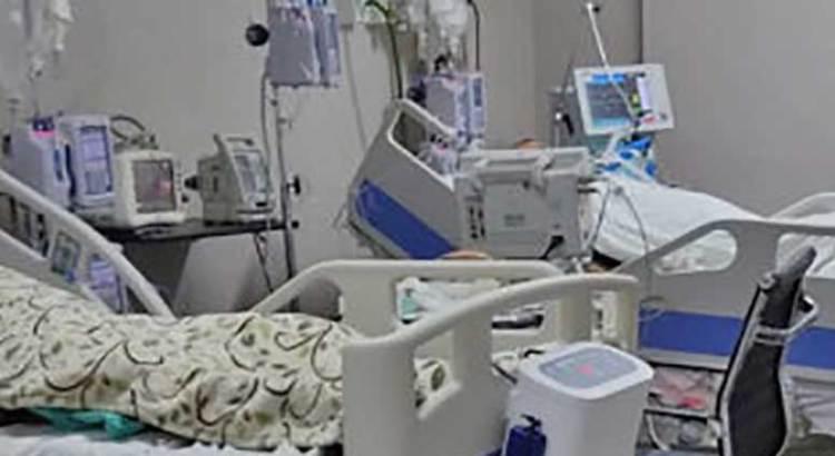 Incrementó Salud estatal número de camas para pacientes covid