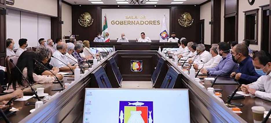 Inicia Proceso de Entrega – Recepción de la administración estatal