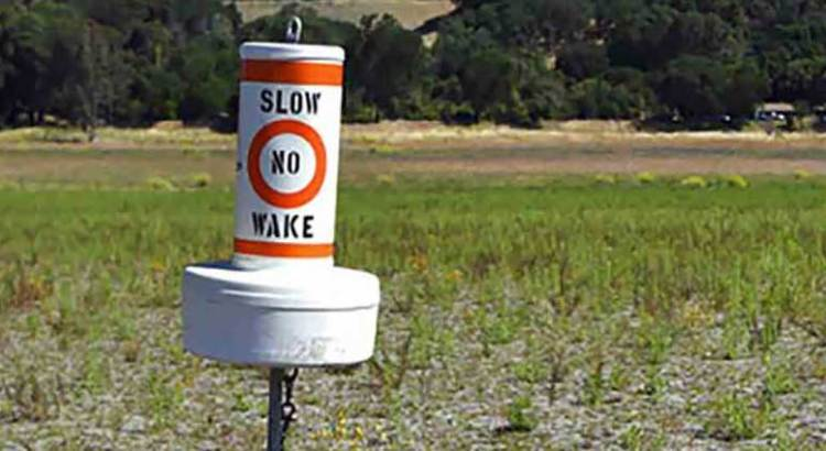 Se queda sin agua región turística de California
