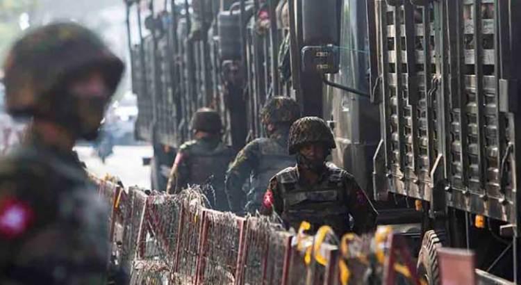 """""""Catastrófica"""" la situación en Birmania"""