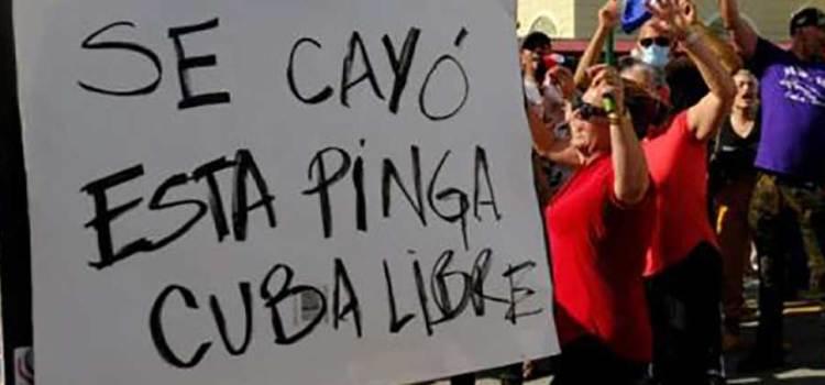 Lidera EU bloque por libertades en Cuba