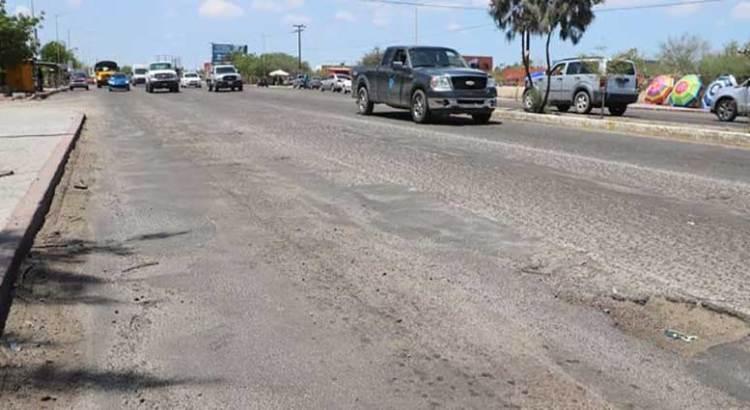 Arrancan obras de pavimentación del bulevar Forjadores