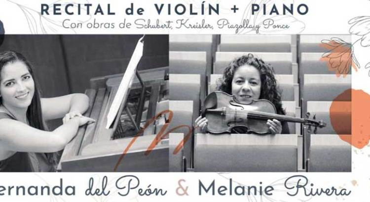 Sábado de Schubert, Kreisler, Piazolla y Ponce