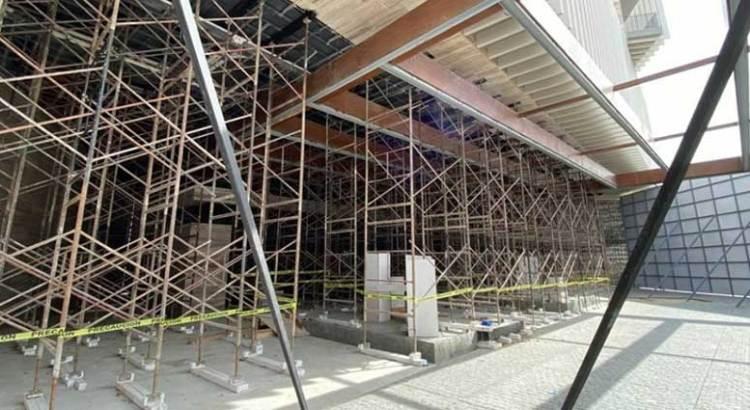 Fallas en la estructura, la causa del cierre del Solaz