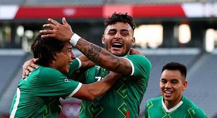 Se impuso México 4-1 a Francia